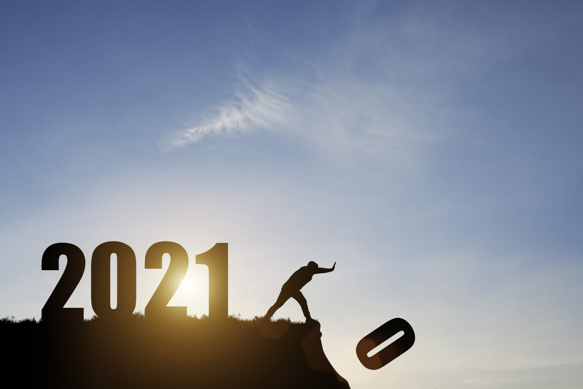2021 - A year of positive change?